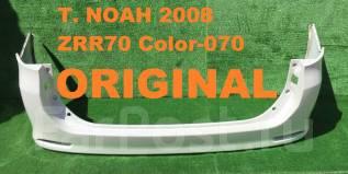 Бампер. Toyota Noah, ZRR70, ZRR75, ZRR70W, ZRR70G Toyota Voxy, ZRR70, ZRR75 Двигатели: 3ZRFE, 3ZRFAE