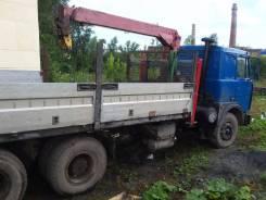МАЗ 6303. Продается грузовик МАЗ-6303 Манипулятор, 400куб. см., 15 000кг., 6x2