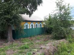 Продается дом на двух хозяев, с участком земли 50 соток. Улица Комсомольская 126, р-н Педучилище, площадь дома 59,0кв.м., электричество 10 кВт, отоп...