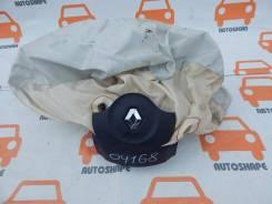 Сработавшая подушка безопасности в руль Renault Koleos