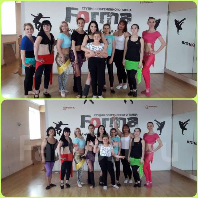 Танец живота! Приглашаем на Отчётный концерт студии!