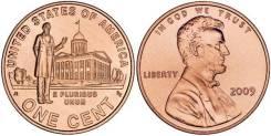 1 цент 2009 США Профессиональная Жизнь