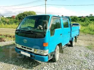 Toyota Toyoace. Toyota-Toyoace 2000г Грузовой бортовой, 2 985 куб. см., 1 250 кг.