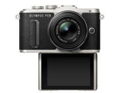 Olympus Pen E-PL8 Kit. 15 - 19.9 Мп, зум: 5х