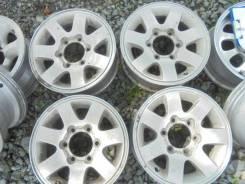 Toyota. 6.0x15, 6x139.70, ET30, ЦО 107,1мм.