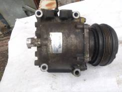 Компрессор кондиционера. Honda: Domani, Integra SJ, Civic, Civic Ferio, Integra, Partner Двигатели: D15Z9, D16Y8, D15Z5, D15Z6, D16Y4, D16Y5, D15Z7, D...