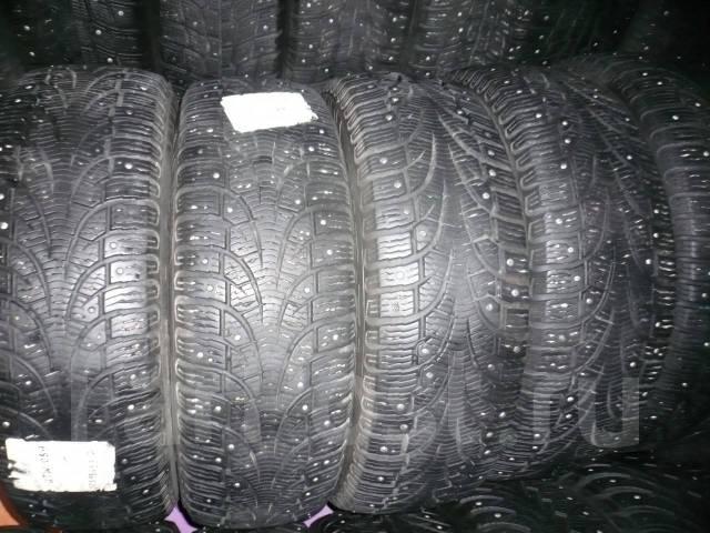 Pirelli Winter Carving. Зимние, шипованные, износ: 20%, 4 шт