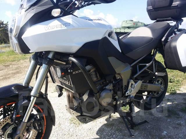 Kawasaki Versys 1000. 1 043 куб. см., исправен, птс, с пробегом
