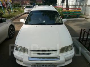 Toyota Sprinter Carib. автомат, передний, 1.6 (100 л.с.), бензин