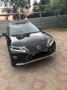 Lexus RX450h. С водителем