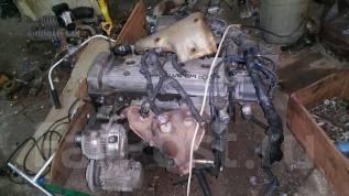 Двигатель в сборе. Toyota Corolla, AE110, AE100G, AE100 Двигатель 5AFE