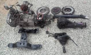 Механическая коробка переключения передач. Subaru Impreza, GC8