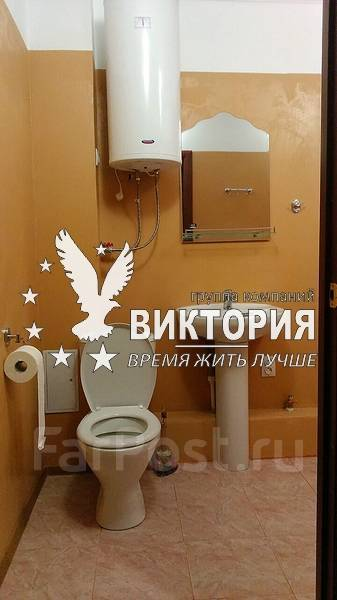 1-комнатная, улица Толстого 4. 17й км, агентство, 34 кв.м. Сан. узел