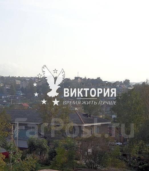 1-комнатная, улица Толстого 4. 17й км, агентство, 34 кв.м. Вид из окна днем