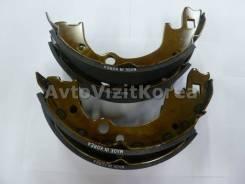 Колодки тормозные задние Kia Bongo III 2WD 04-06 (1/1.4 тонны long), Hyundai Porter II 06-, Kia Bongo III 06- (1/1.4 тонны) (Mobis) 5830544A60, 583054...