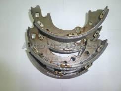 Колодки тормозные задние Kia Bongo III 2WD 04-06 (1/1.4 тонны long), Hyundai Porter II 06-, Kia Bongo III 06- (1/1.4 тонны) (Hi-Q) 5830544A60, 583054B...