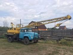 ЗИЛ 130. Кран ЗИЛ-130, 5 000 кг.