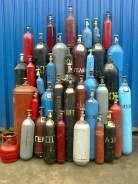 Баллоны для технических газов от 2 до 40 литров