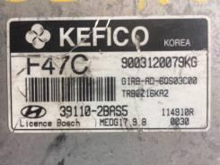 Блок управления двс. Hyundai Accent Kia Soul, AM Двигатели: D4FB, G4FC