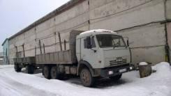 Сзап 8355. Грузовик бортовой КамАЗ-5320, 10 860 куб. см., 8 800 кг.