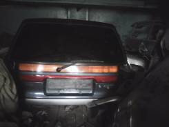 Дверь багажника. Mitsubishi Chariot, N43W Двигатель 4G63