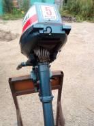 Yamaha. 5,00л.с., 2-тактный, бензиновый, нога L (508 мм)