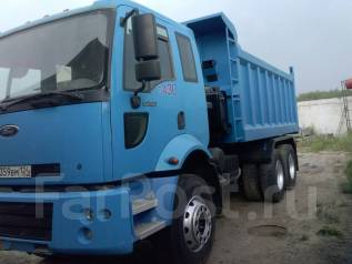 Ford Cargo. Продажа Самосвалы , 11 000 куб. см., 25 000 кг.