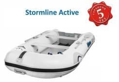 Stormline Active. Год: 2018 год, длина 4,00м., двигатель без двигателя, бензин