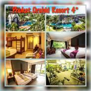 Таиланд. Пхукет. Пляжный отдых. Туры на Пхукет из Хабаровска. Отель Phuket Orchid Resort 4*