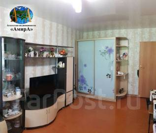 1-комнатная, улица Сахалинская 31. Тихая, проверенное агентство, 33 кв.м.