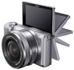 Sony Alpha ILCE-5000. 20 и более Мп, зум: 5х