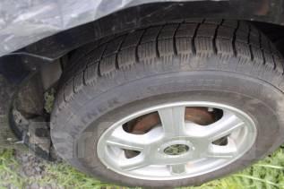 Bridgestone Ice Partner. Зимние, без шипов, износ: 20%, 4 шт