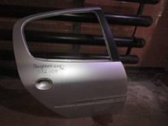 Дверь задняя правая Peugeot 206 1998- седан-хэтчбэк