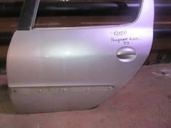 Дверь задняя левая Peugeot 206 1998- седан-хэтчбэк