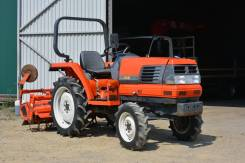 Kubota. Японский мини трактор kubota gl-200, 1 470 куб. см.