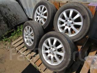 Комплект колес r16. x16 5x114.30 ET38