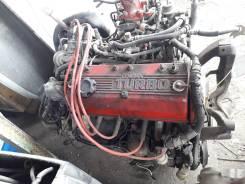 Двигатель в сборе. Honda City, E-AA, AA