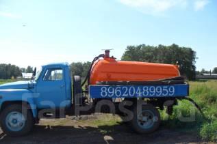 ГАЗ 53. Продам АС-бочка, 3 000 куб. см., 3,80куб. м.