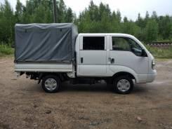 Kia Bongo III. Kia Bongo 3, 2 700 куб. см., 1 000 кг.
