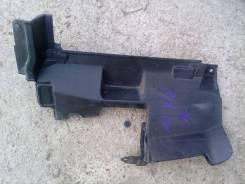 Дефлектор радиатора. Nissan AD, VY12 Двигатель HR15DE