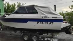 Yamaha STR-21. Год: 1990 год, длина 6,50м., двигатель стационарный, 240,00л.с., бензин