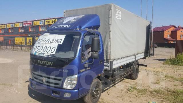 Foton Ollin BJ1069. Новый БЕЗ Пробега, 3 990 куб. см., 4 000 кг.