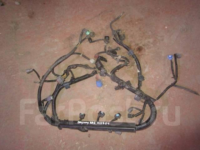 Электропроводка. Honda Odyssey, RA6