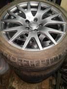 Ковка Audi шины Bridgestone. 8.5x17 5x112.00 ET50 ЦО 57,1мм.