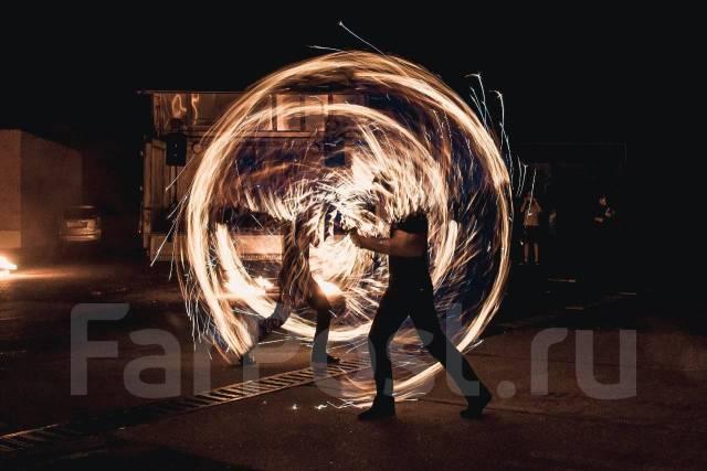 ApsisShow Огненное шоу, Фаершоу, Пиротех-е шоу, салюты.