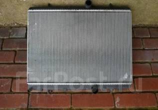 Радиатор охлаждения двигателя. Peugeot 408