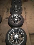 Advan Racing RS. 8.5x17, 5x114.30, ET-38, ЦО 73,1мм.