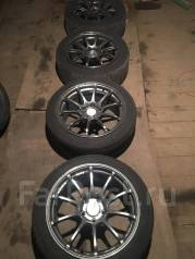 Advan Racing RS. 8.5x17, 5x114.30, ET-38, ЦО 73,1 мм.