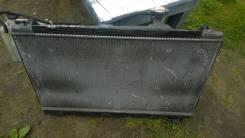 Радиатор охлаждения двигателя. Toyota Ipsum, SXM15G, SXM15