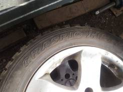 Dunlop Graspic HS-3. Зимние, без шипов, износ: 5%, 2 шт
